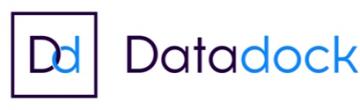Logo du label Datadock.